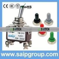 15A 250V on off on lighted toggle switch knife disconnect switch 2P 3P 4P 6P 9P 12P Manufactures