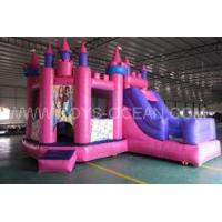 China combo-230 inflatable princess combo wholesale