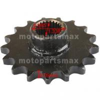 Buy cheap 530 Chain 17 Tooth Front Engine Sprocket for GY6 150cc ATVs, Go Karts from wholesalers
