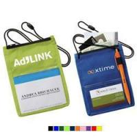 Buy cheap Trade Show Badge Holder with Pen Holder from wholesalers