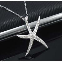 Buy cheap 925 sterling silver necklace TN578 from wholesalers