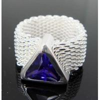 Buy cheap 925 sterling silver Ring YR19 from wholesalers