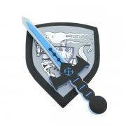 eco-friendly safety eva kids foam swords and shield set Manufactures