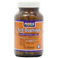 China Now Foods Gr 8 Dophilus  Enteric Coated, Veg-Capsules, 120-Count on sale