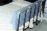 China Soft Wedge Bed Bumpers