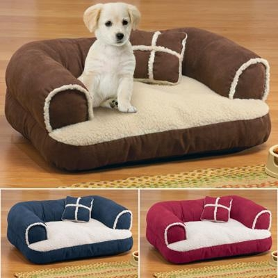 Comfy Pet Bed Couch With Pillow For Sale Of Collectionsetc