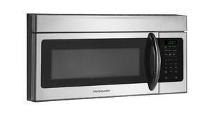 Quality Appliances Frigidaire 1.6 Cu. Ft. Over-The-Range Microwave - Stainless Steel for sale