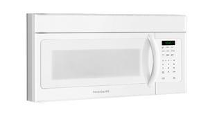 China Appliances Frigidaire 1.6 Cu. Ft. Over-The-Range Microwave - White
