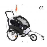 Buy cheap Bicycle Baby Trailer with Jogger Fun from wholesalers