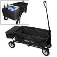 Buy cheap Folding Camping Trolley w/Cooler from wholesalers