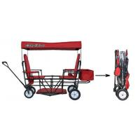 Buy cheap folding double baby stroller ---ALWI from wholesalers