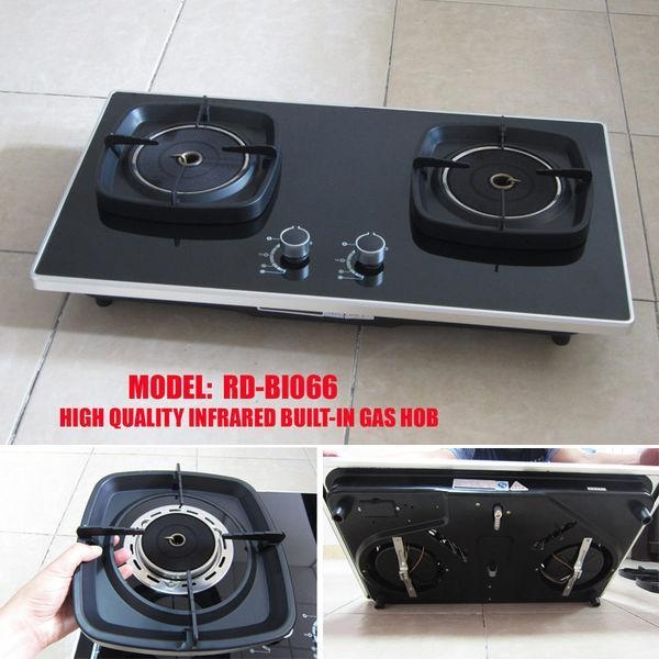 Quality built in hob burners (RD-BI066 ) LPG/NG for sale