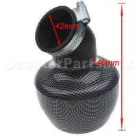 42mm High Performance Air Filter for 150cc & 250cc Scooters, Dirt Bikes & ATVs