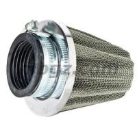 China 38mm Stainless Steel Wire Air Filter for 50cc-250cc Dirt Bike & Motorcycle on sale