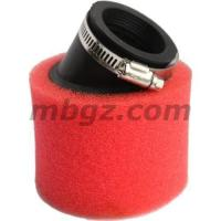 Buy cheap 42mm Red Bent Foam Air Filter 50cc 70cc 90cc 110cc 125cc ATV Dirt Pit Bike from wholesalers