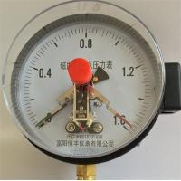 Pressure Gauge Series YXC150(ZT) Magneto Electric Contact Pressure Gauge Manufactures
