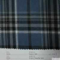 cotton yarn dyed brushed fabric Manufactures