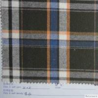 100% cotton yarn dyed flannel Manufactures