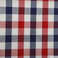 Quality yarn dyed check fabric for sale