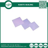 Anti-aging Virgin And Recycled Skived Chemical Resistant Teflon Ptfe Sheet Manufactures