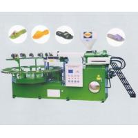 ZG. XZSD1-700 x 12, 16, 20 automatic disc type plastic slippers injection moulding machine Manufactures