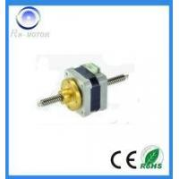 HB linear motor CE Approved NEMA17 42mm Hybrid stepping geared motor Manufactures