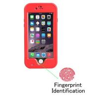 Kickstand waterproof redpepper full case for iPhone 6 wholesale