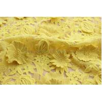 Tory Burch Lace 100% Cotton Embroidery Crochet Fabric Manufactures