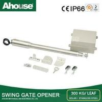 Electric single swing Gate Opener Kit Manufactures