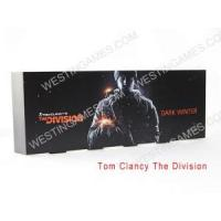 Buy cheap Matt Black Relief Pattern HDD Hard Disc Drive Cover Case For PS4 - Tom Clancy The Division from wholesalers