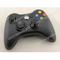2.4Ghz Wireless Controller Jaypad For New Microsoft Xbox360 Slim - Black (OEM A+) Manufactures