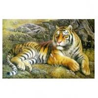 Tiger Painting-Decorative Oil Painting Manufactures