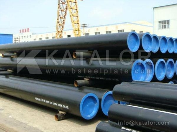 Quality ASTM API 5L GR A Seamless and Welding Steel Pipe/Tube for sale