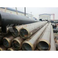Quality ASTM A53 Gr.B seamless steel pipe for sale