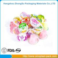 Buy cheap Delightful Printed Material Peelable Lidding Film from wholesalers