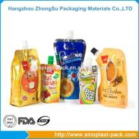 China Baby Food Pouch Plastic Container Films Wholesale on sale