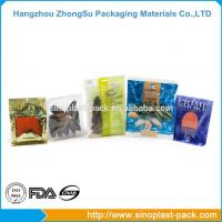 Buy cheap Resealable Plastic Snack Liquids Dried Food Packing from wholesalers