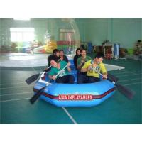 Buy cheap 6 Person Blue Inflatable Rafting Boat from wholesalers