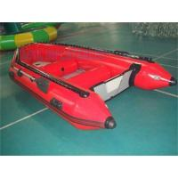 Buy cheap Aluminum Floor Inflatable Fishing Boat from wholesalers