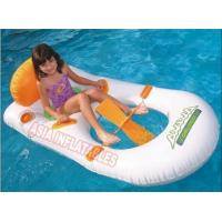 Buy cheap Inflatable Pedal Boat, Kids Inflatable Pedal Boat from wholesalers