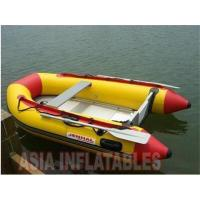 Buy cheap Inflatable Boats With Aluminum Floor from wholesalers