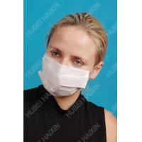 Buy cheap 1-ply Paper Face Mask With Earloop F91511 from wholesalers