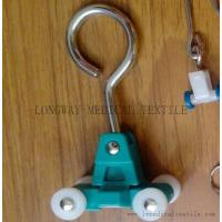 pulley for curtain track Item:LW-TKP-30B Manufactures