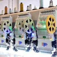 High-Performance Embroidery Machine Manufactures