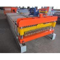 C20 Material Color Steel Plate Roofing Roll Forming Machine