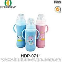 Customized Food Grade Stainless Steel Baby Bottle Manufactures
