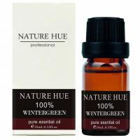 China Nature Hue 100% Pure Organic Wintergreen Essential Oil 10 ml on sale