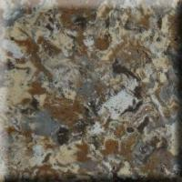 Made in China hot sale cheap natural quartz countertop marble looking Manufactures