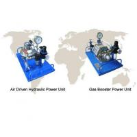 Air Driven,Gas Booster Power Units Manufactures