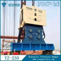YZ-230 Best Hydraulic Hammer Pile Driver Manufactures